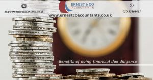 Benefits of Financial Due Diligence